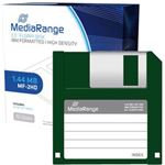 MediaRange MR200 - 3.5 Floppy Disc 1.44MB 10pcs
