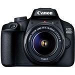 Canon EOS 4000D zwart