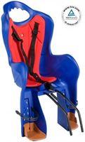 HTP elibas - Fietsstoeltje Achter - cs203t blauw