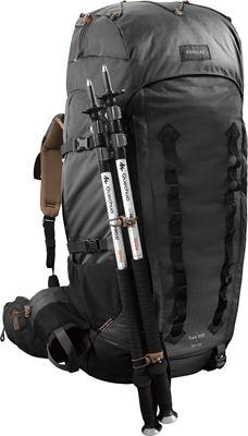 0b1d47763d6 Forclaz Backpack voor bergtrekking voor heren Trek 900 70+10L grijs ...