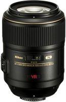 Nikon AF-S VR Micro NIKKOR 105mm f/2.8G