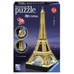 Ravensburger Eiffeltoren-Night Edition - 3D puzzel