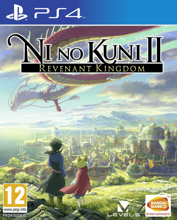 Namco Bandai Ni No Kuni II: Revenant Kingdom - PS4 PlayStation 4