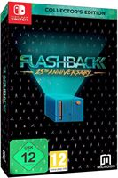 Mindscape Flashback 25th Anniversary Collector s Edition Nintendo Switch