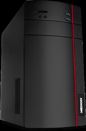 Medion ERAZER X67034 i5 Gaming PC