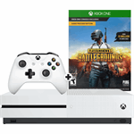 Microsoft Xbox One S 1TB + PUBG Player Unknowns Battlegrounds