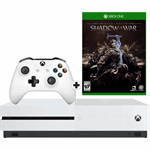 Microsoft Xbox One S 1TB + Shadow of War wit
