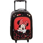 Disney Minnie Kindertrolley black Zwart