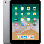 Apple iPad 2018 grijs / 32 GB