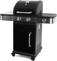 Garden Grill Prestige 2 + 1 gasbarbecue Zwart