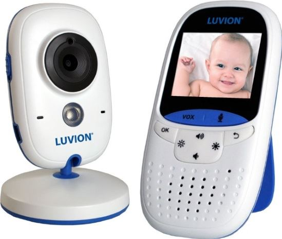 Luvion Easy blauw, wit