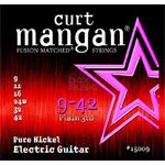 Curt Mangan Pure Nickel 9 42