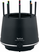 Tefal Fondue Thermoprotect Inox&Design EF265812