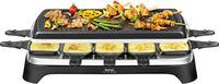 Tefal Gourmetapparaat Gourmet 10 Inox&Design RE4588