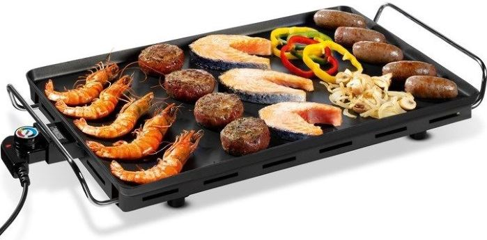 Princess 102325 Table Grill XXL zwart