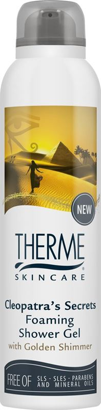 Therme Douche Mousse Cleopatra\s Secret