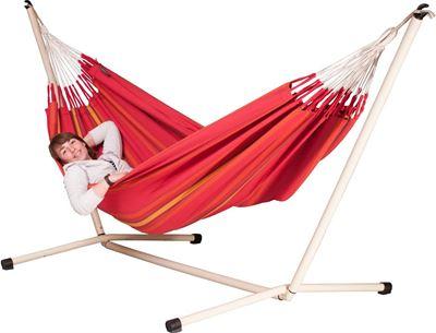 la siesta hangmatset 2 persoons hangmat currambera cherry 2la siesta hangmatset 2 persoons hangmat currambera cherry 2 persoons hangmat standaard