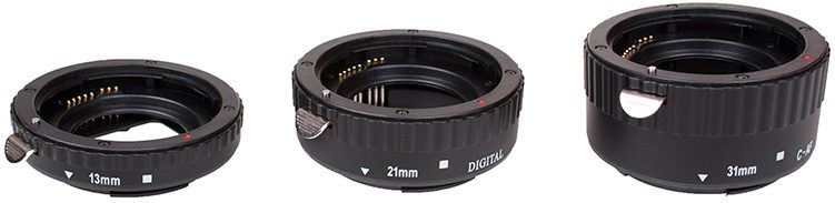Meike Extension Tube set - Canon Economy