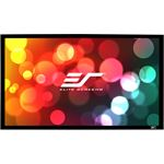 "Elite Screens ""Sable Frame ER92WH1"" Rahmenleinwand 203,7cm x 114,5cm (BxH) 16:9"