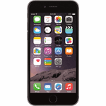 Apple iPhone 6 Zwart 32GB - A grade grijs / 32 GB / refurbished
