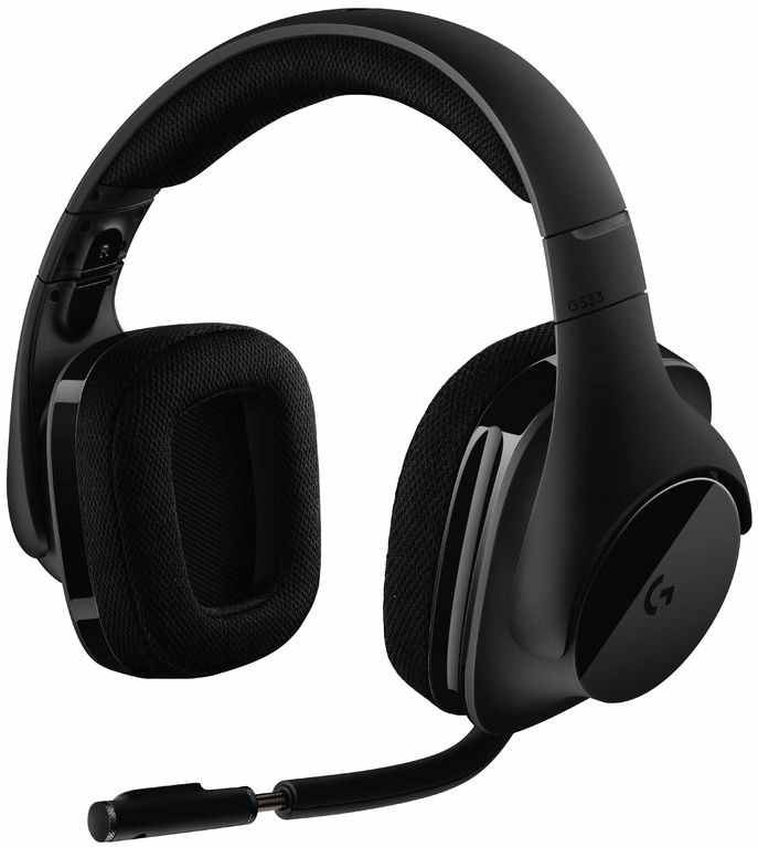 Logitech-G G533 Wireless