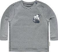 ce7a6c67a7f Tumble 'n Dry Tumble n Dry Zero newborn T-shirt Salva Marine/wit