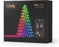 Twinkly Smart Kerstboomverlichting 10,5 m - LED 105 stuks