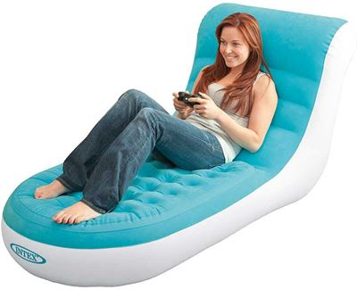 Lounge Stoel Opblaasbaar.Intex Lounge Stoel Splash Opblaasbaar Luchtbed Kopen