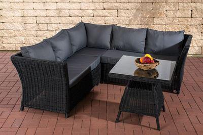Tuin Hoekbank Lounge : Clp tuin lounge bank santa lucia bank hoekbank tafel x