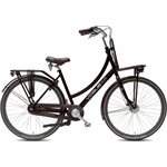 Vogue Transportfiets Elite Plus dames bruin 50cm Bruin