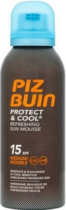 Piz Buin Protect & Cool Refreshing Sun Mousse 150 ml