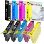 Compatriot Epson Stylus SX 125 Multipack 5 x inkt cartridge
