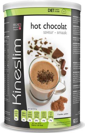 Kineslim Hot Chocolate 400gr