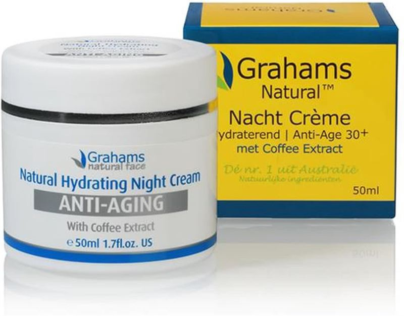 Graham S Natural Nacht Creme