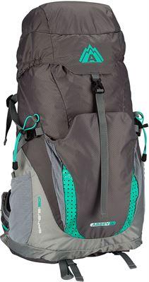 f397f7b2fda Abbey Trekking Backpack - 50 liter - Grijs kopen?   Kieskeurig.be ...