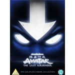 Animation Avatar : The Last Airbender - De Complete Collectie (Import, NL gesproken dvd