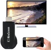 Mirascreen (Combi Pack) 2 stuks- WiFi Display Dongle / Miracast Airplay DLNA