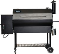 Grill Guru Pellet Grill Houtskoolbarbecue - Large