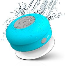 Camenco Waterdichte Bluetooth Speaker met Zuignap – Waterproof ...