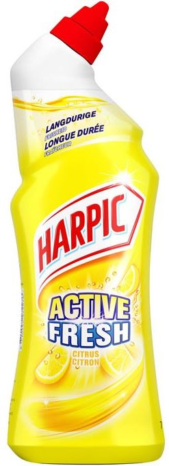 Harpic Toiletreiniger Active fresh Citrus 750 ml