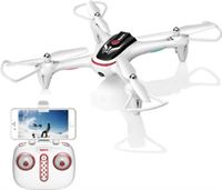 SYMA X 15 W FPV Real time Live Camera drone app control wit