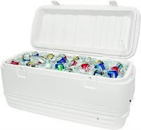 Igloo Quick & Cool Grote Koelbox - Frigobox - 113 liter - Wit