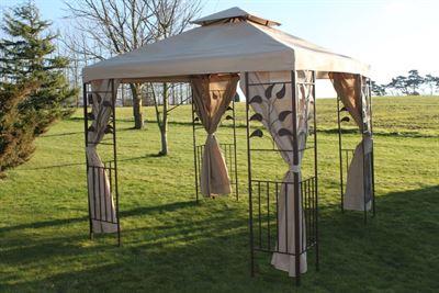 Gordijnen Voor Paviljoen.Garden Market Place Paviljoen Partytent Gazebo Blad Ontwerp
