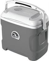 Igloo Elektrische Koelbox - Koelbox 12v - 26 liter - Grijs