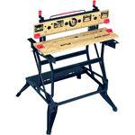 Black & Decker BLACK+DECKER Workmate opvouwbare werkbank WM825 – 2 werkhoogtes – tot 250 kg belastbaar