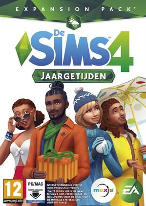 Electronic Arts De Sims 4 - Jaargetijden Expansion Pack