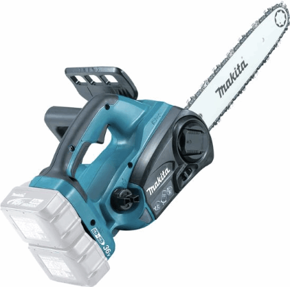 Makita DUC 302 Z 36 V 2 x 18 V accu kettingzaag body