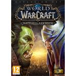 Blizzard World of Warcraft Battle for Azeroth