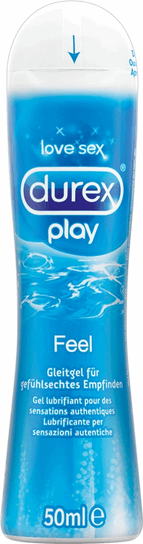 Durex Play Glijmiddel Feel 50 ml