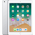 Apple iPad 2018 zilver / 32 GB